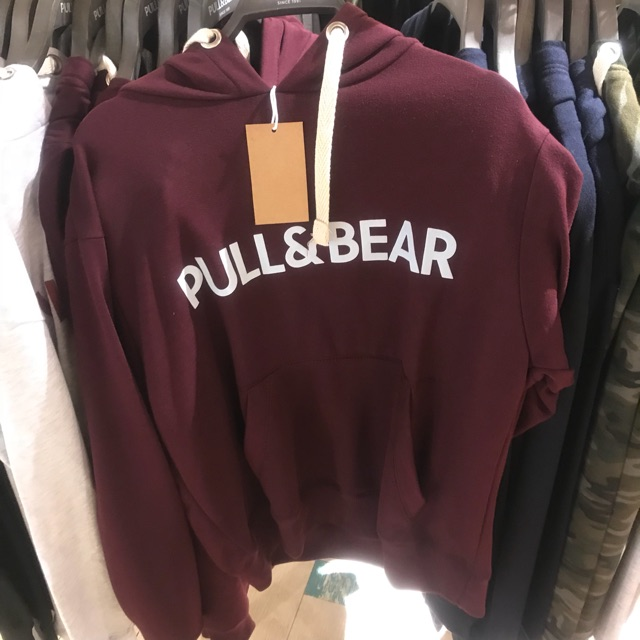 Pullbear Hoodie Shopee Indonesia