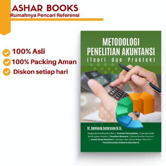 Metodologi Penelitian Akuntansi Teori Dan Praktek Shopee Indonesia