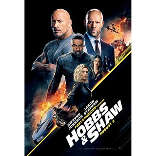Fast Furious Presents Hobbs Shaw Shopee Indonesia