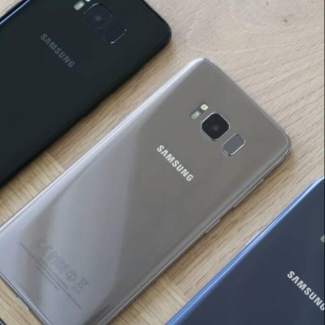 [ORIGINAL] SAMSUNG S8+ 4/64GB GARANSI INTERNASIONAL 1 TAHUN / SAMSUNG S8 PLUS