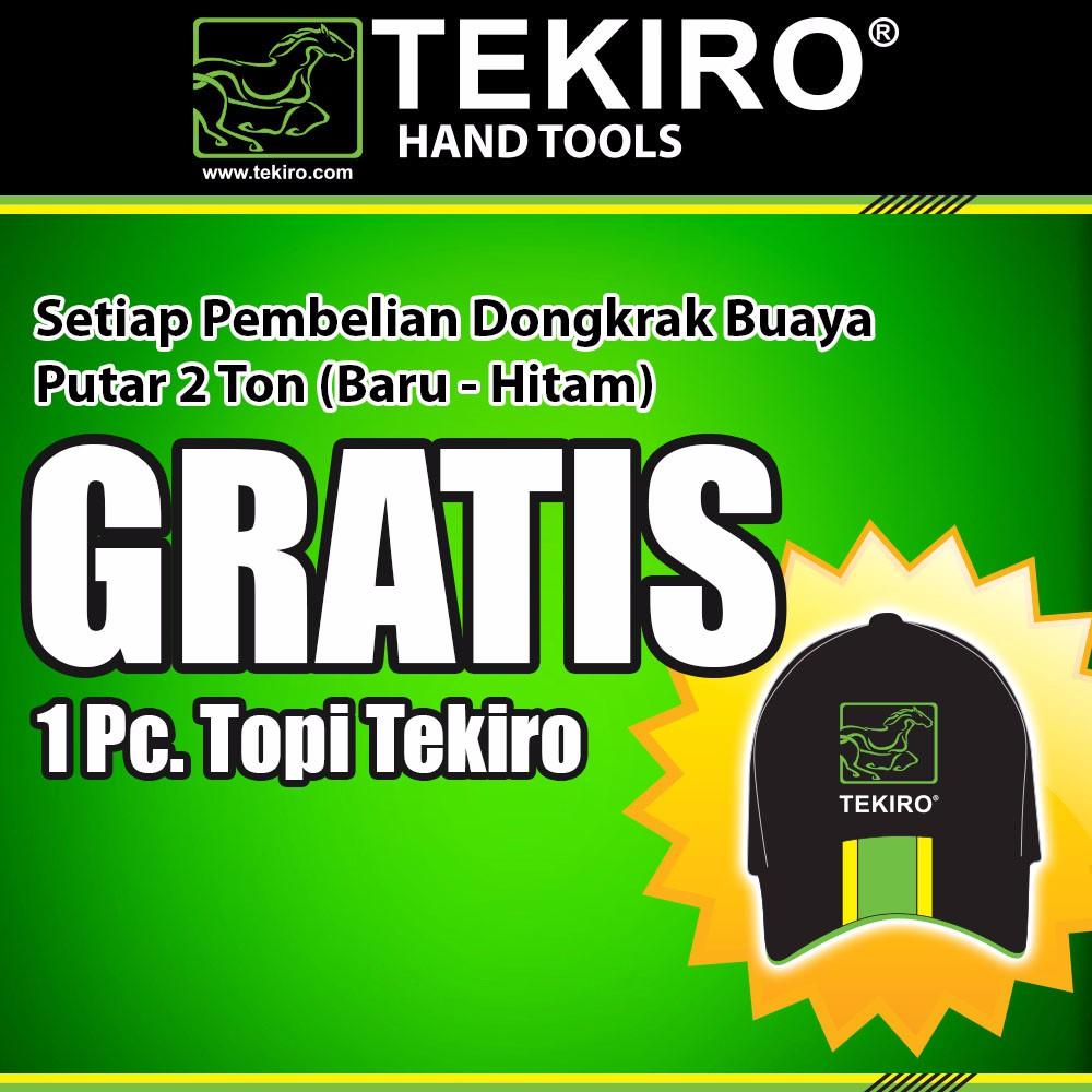 Dongkrak Botol 20 Ton Tekiro Shopee Indonesia
