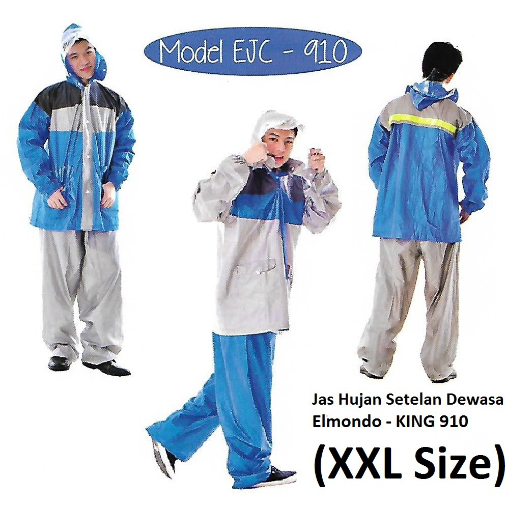 Jas Hujan Setelan Anak Elmondo 602 Shopee Indonesia Axio Europe Original