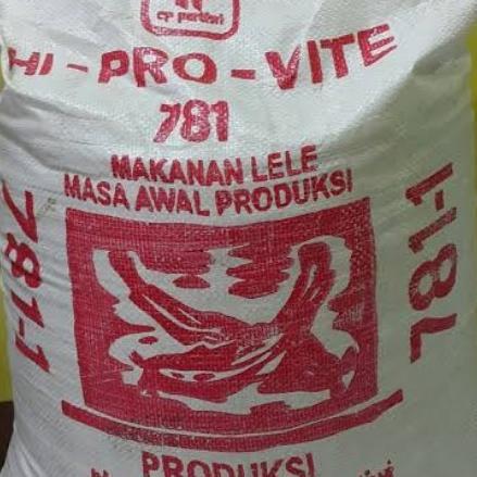 Pelet Hi provit 781-1 20 Kg