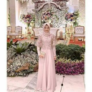 Dress Kebaya Wisuda Dress Kebaya Pesta Kebaya Modern Longdress