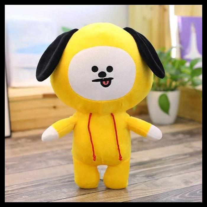Must Have Termurah Boneka Bts Bt21 Korea Chimmy Jimin Impor Terlaris Shopee Indonesia