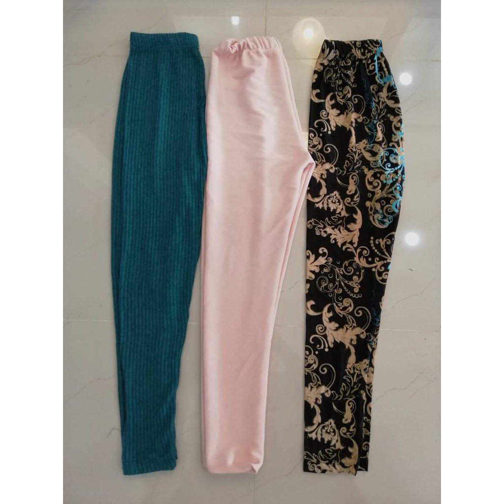 Legging Dewasa Motif Shopee Indonesia