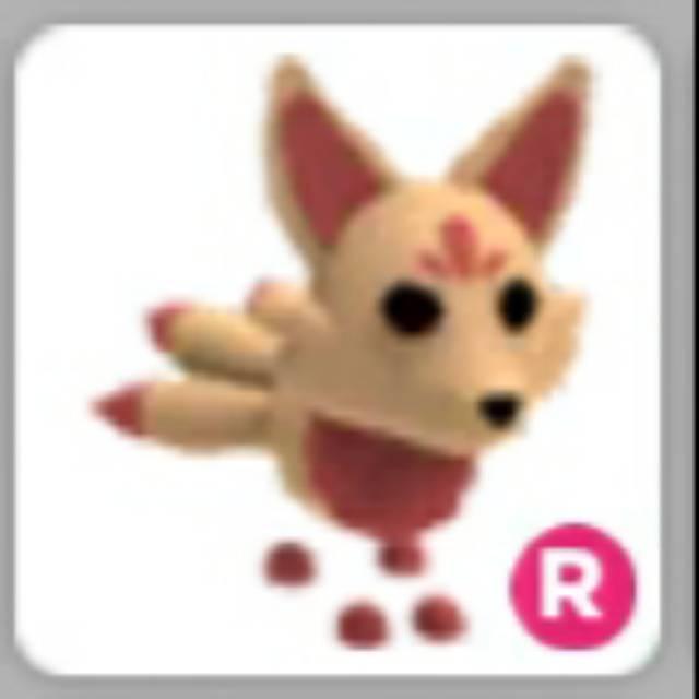 R Kitsune Full Grown Pet Adopt Me Roblox Adopt Me Shopee Indonesia