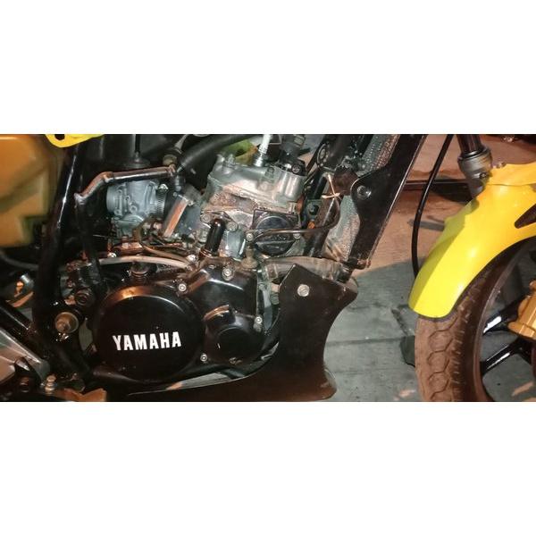 barang langka engine yamaha rd125 lc dt125 lc dt125lc buat modif rxz rx k rd125 rx king touch 1