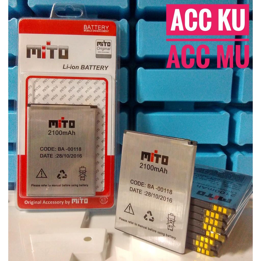 Beli Baterai Logon Mito A880 A990 Harga Lebih Murah Bersama Teman Batre Battray Ba000132 Shopee Indonesia