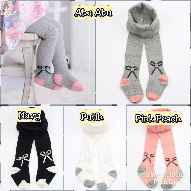 Legging Bayi Tutup Kaki Celana Legging Bayi Newborn Legging Anak Polos Legging Anak Perempuan Shopee Indonesia