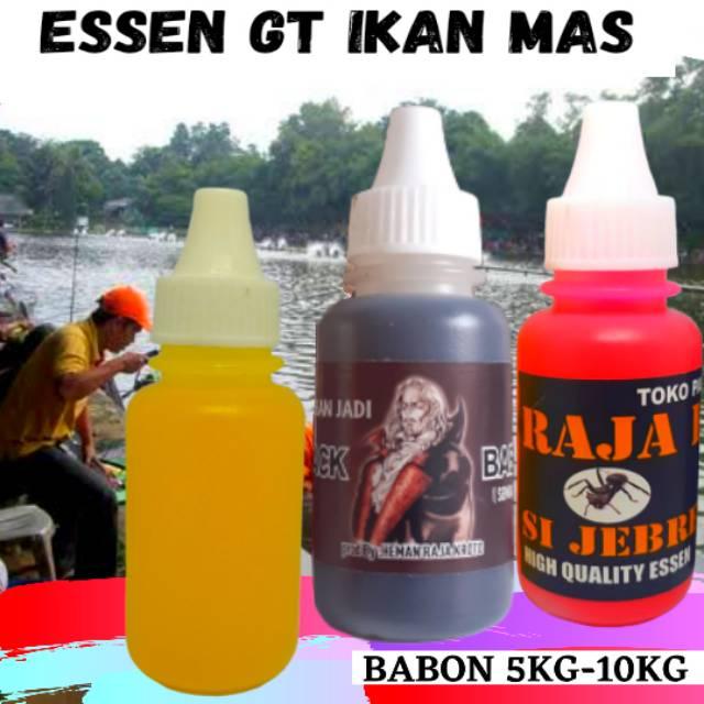 Essen Ikan Mas Galatama Paling Jitu Essen Ikan Mas Babon Media Umpan Aci Sagu Esen Paling Ampuh Shopee Indonesia