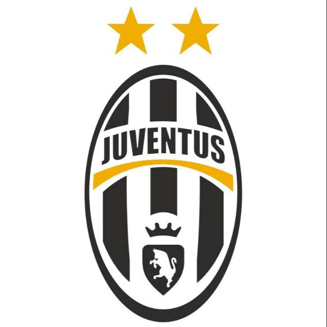 Sticker Logo Juventus Shopee Indonesia