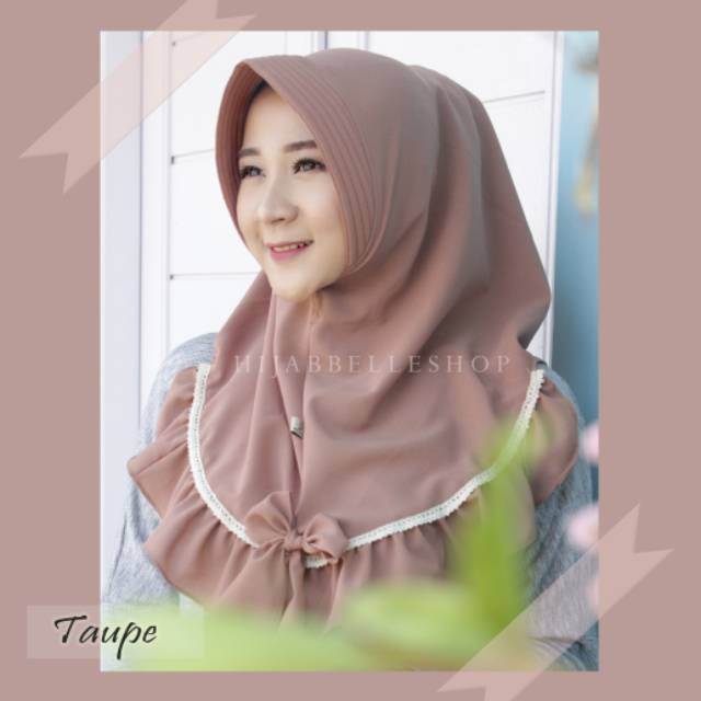 Mikha Khimar Mini Shopee Indonesia