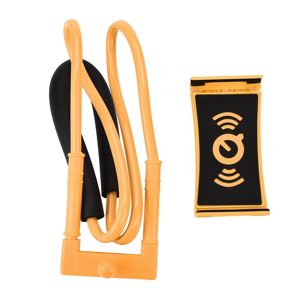 Md Holder Leher Hp Flexible Lazypod Lazy Hanging Neck Cell Handphone Phone Stand Mount Necklace