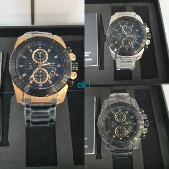 Jam tangan Alexandre Christie Pria AC6226MC ORIGINAL BERGARANSI RESMI