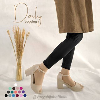 DF - Daily Legging Hitam