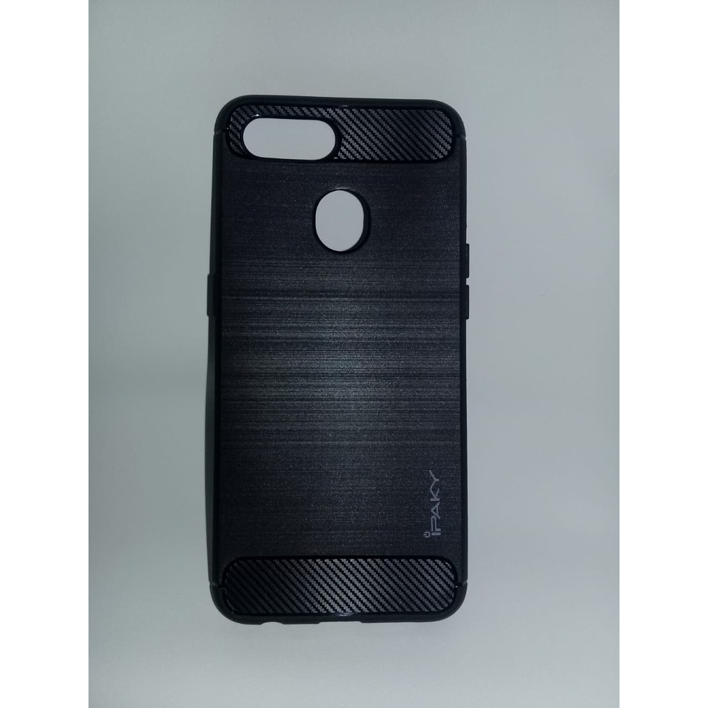 Case Ipaky Carbon Fiber REDMI 4A Softcase Shockproof TPU   Shopee Indonesia