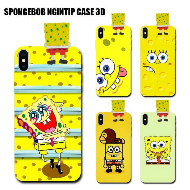 Piyama lengan panjang PP spongebob dan minion harga grosir  8dd4331a88