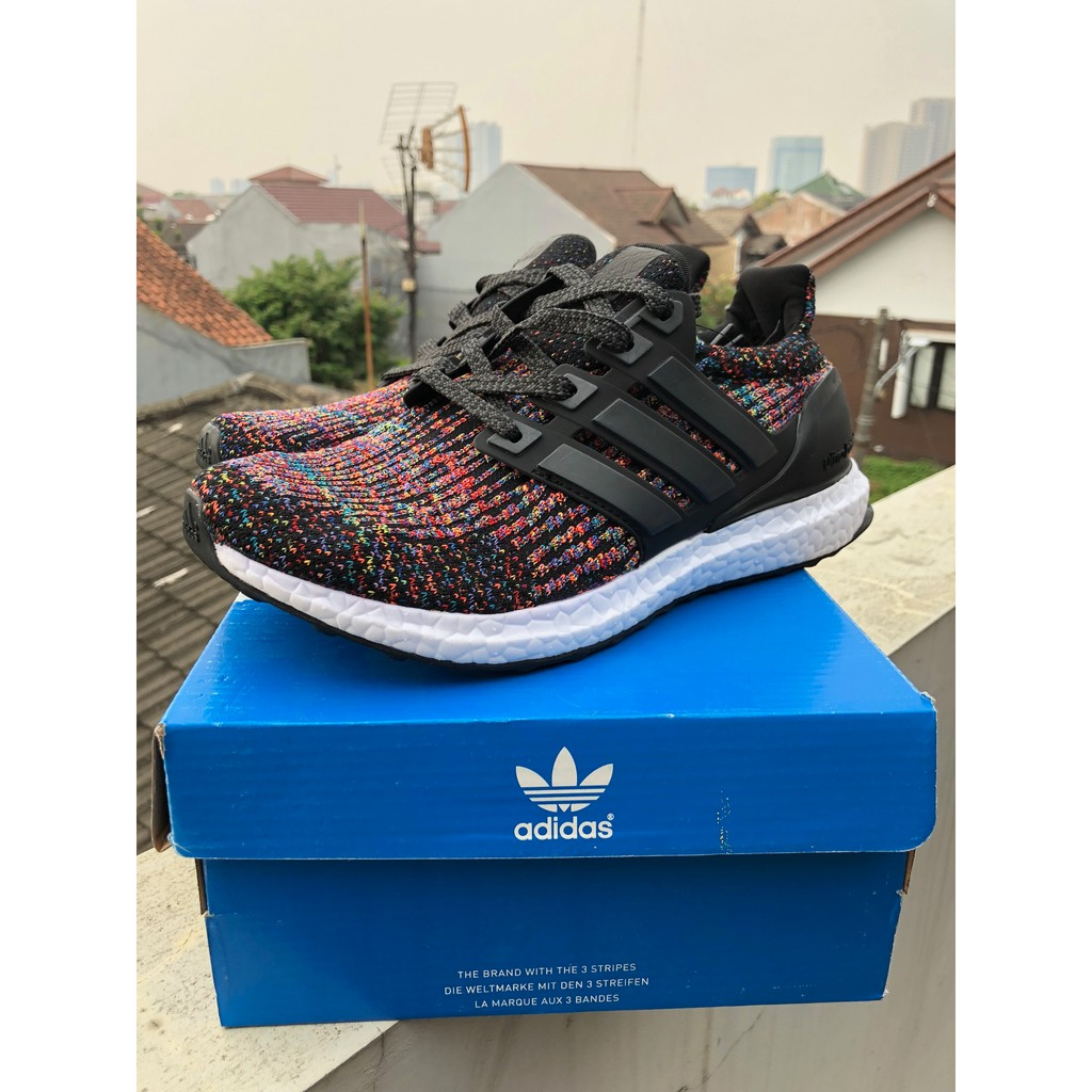 ADIDAS NMD R1 Boost x Gucci Black High Premium Original Sepatu Shoes ... fcf80689ee