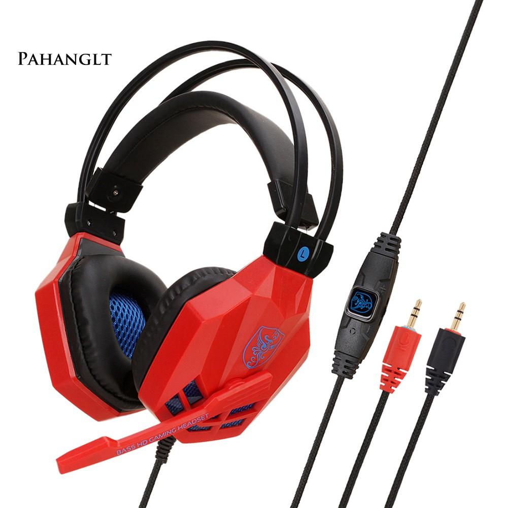Gaming Headphones Low Volume