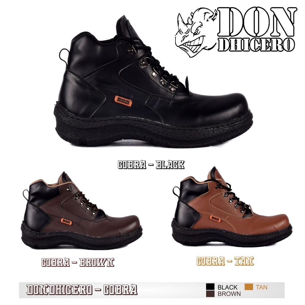 Up To 50 Discount From Brand Cobra Lem Tikus Sepatu Pria Dondhicero