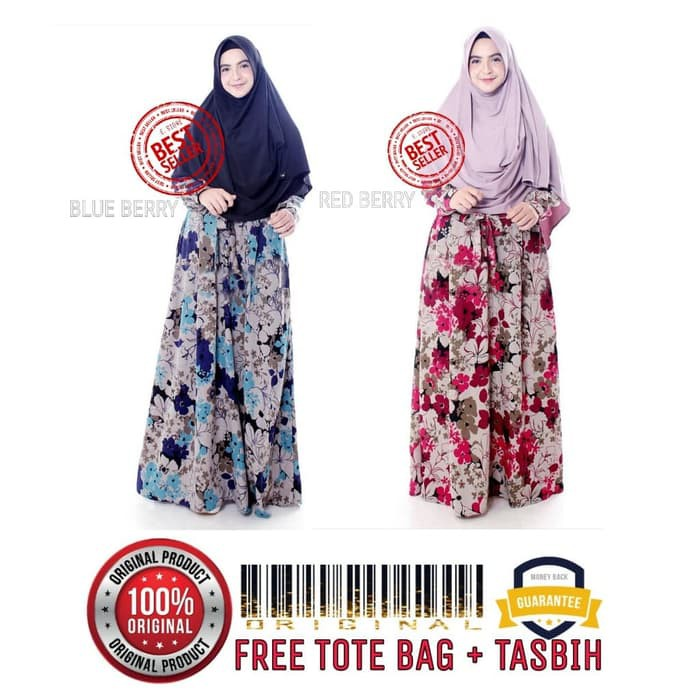 BLOUSE / TUNIK / BAJU ATASAN WANITA MUSLIM / MONALISA SET | Shopee Indonesia