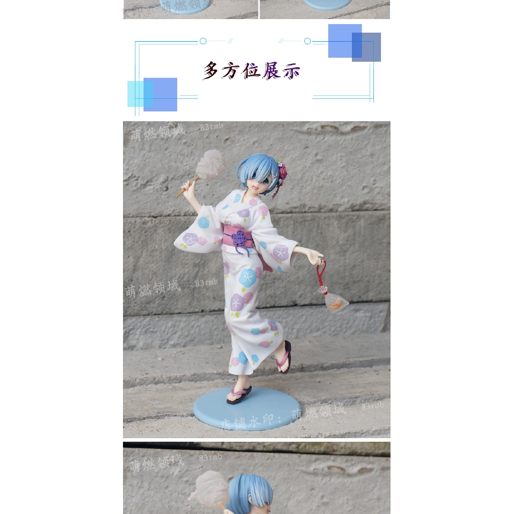 Yukata Buatan Tangan Dekorasi Kasus Model Dari Awal Marshmallow Kimono Yukata Rem Boneka Manxiang Pa