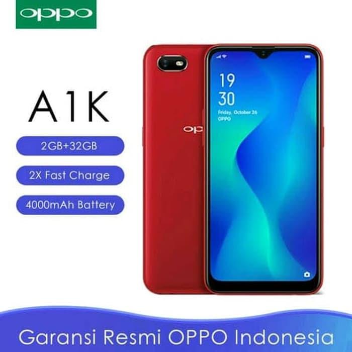 "Promo Oppo A1K - Layar 6,1"" 4G - Ram 2GB + 32GB Murah"