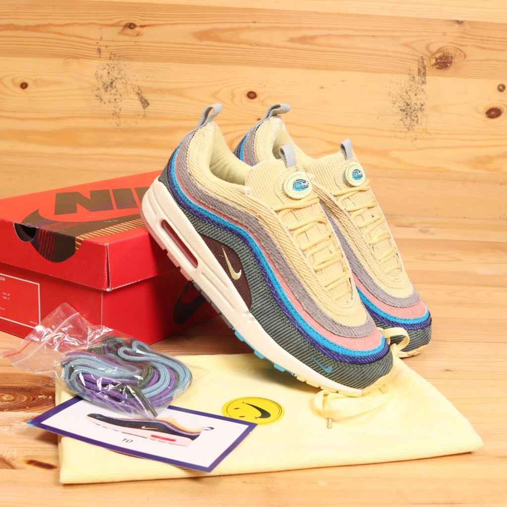 Son chisme práctico  Nike Air Max 1/97 Sean Wotherspoon | Shopee Indonesia
