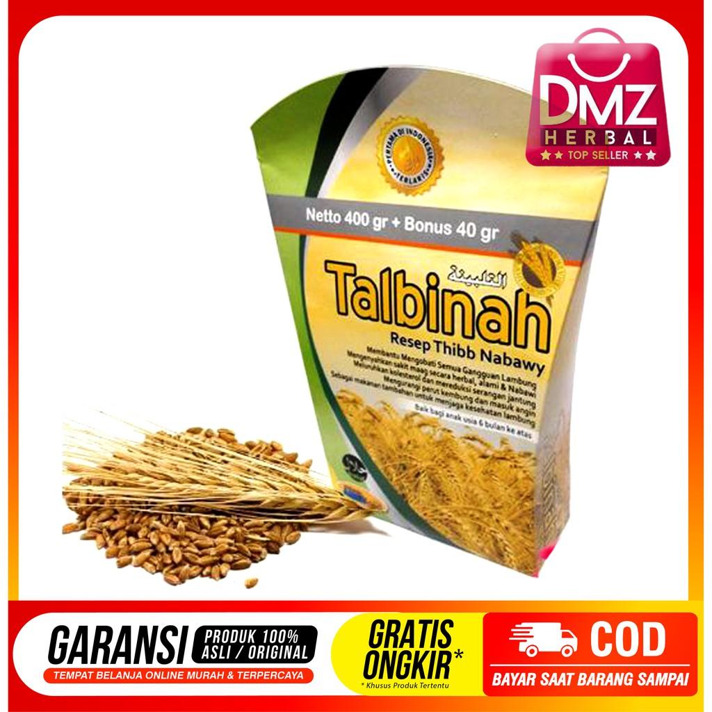 Talbinah Resep Thibb Nabawy Tepung Gandum Original Shopee Indonesia