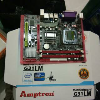 download driver motherboard amptron g31lm