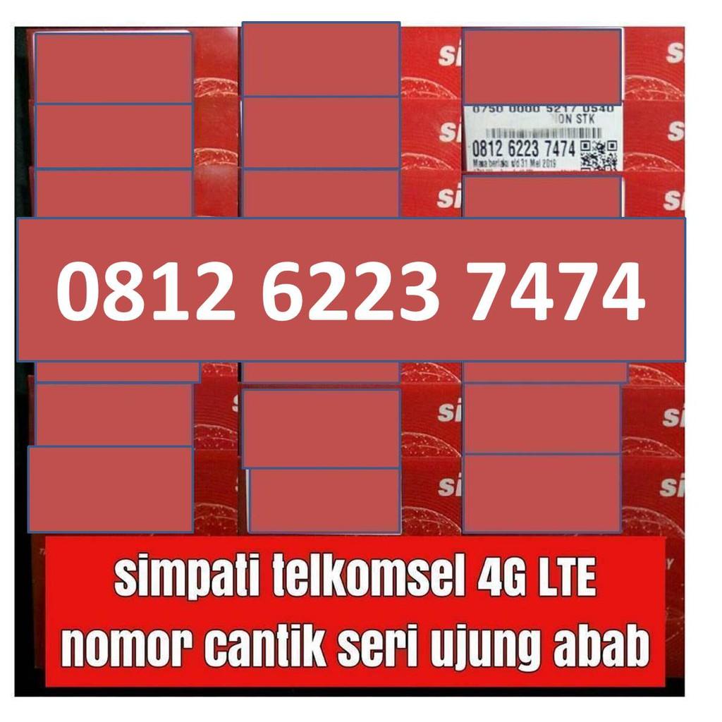 NOMOR CANTIK TELKOMSEL SIMPATI SUPER UNIK 08 1314 2121 78 BONUS KUOTA 30GB SILAHKAN DI ORDER | Shopee Indonesia