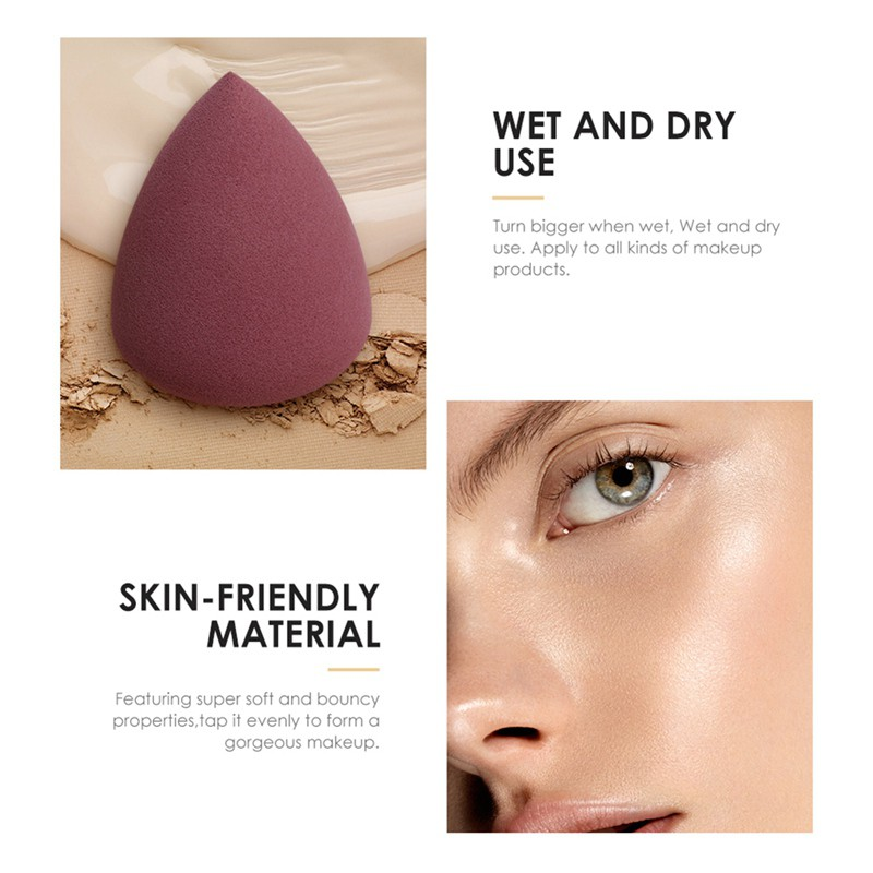 O Two Spons Beauty Blender Lembut