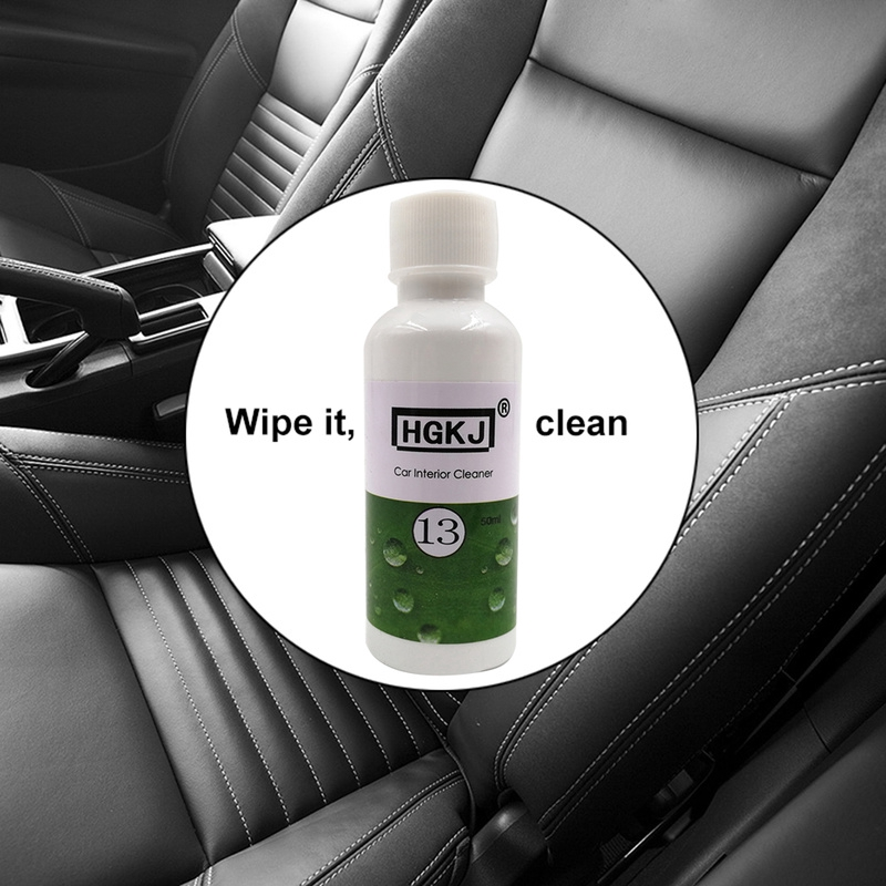 Car Interior Cleaning Services Near Me >> Hgkj 13 High Concentrated Car Interior Cleaning Agent Auto Seat Plastic Foam Cleaner Tslm1