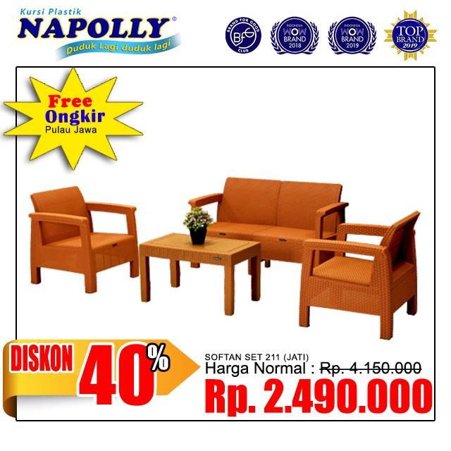40 Kursi Napolly 211 HD Terbaik