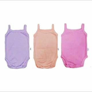 KAZEL TANKTOP JUMPER Isi 6pcs (WRN: Purple, Peach, Pink)