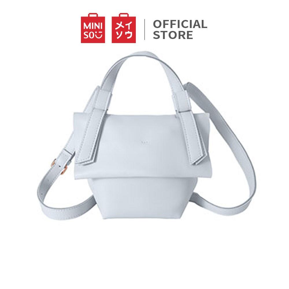 Miniso Official Solid Mini Crossbody Bag/ Tas Selempang ...