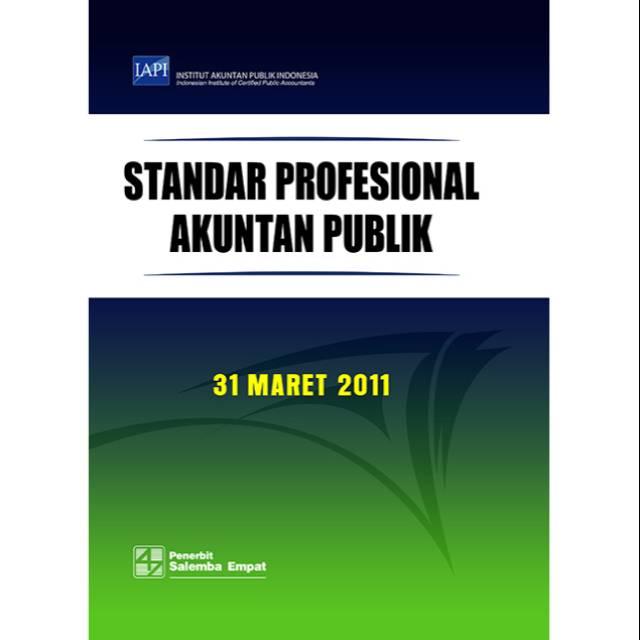 Jual standar profesional akuntan publik (spap)-hard cover.