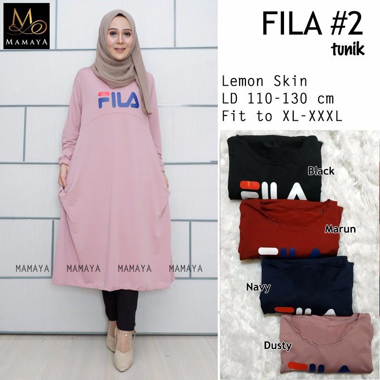 Ruby Panjang Blouse Casual Hijab Tunic Pakaian Terbaru. Source · tunik+  hijab . Source · 8568c075b4