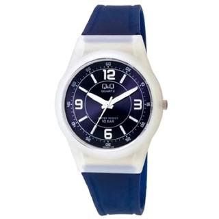 Jam Tangan Q&Q Jelly Angka Rubber Transparant Transparan bening Karet jam tangan murah // Q
