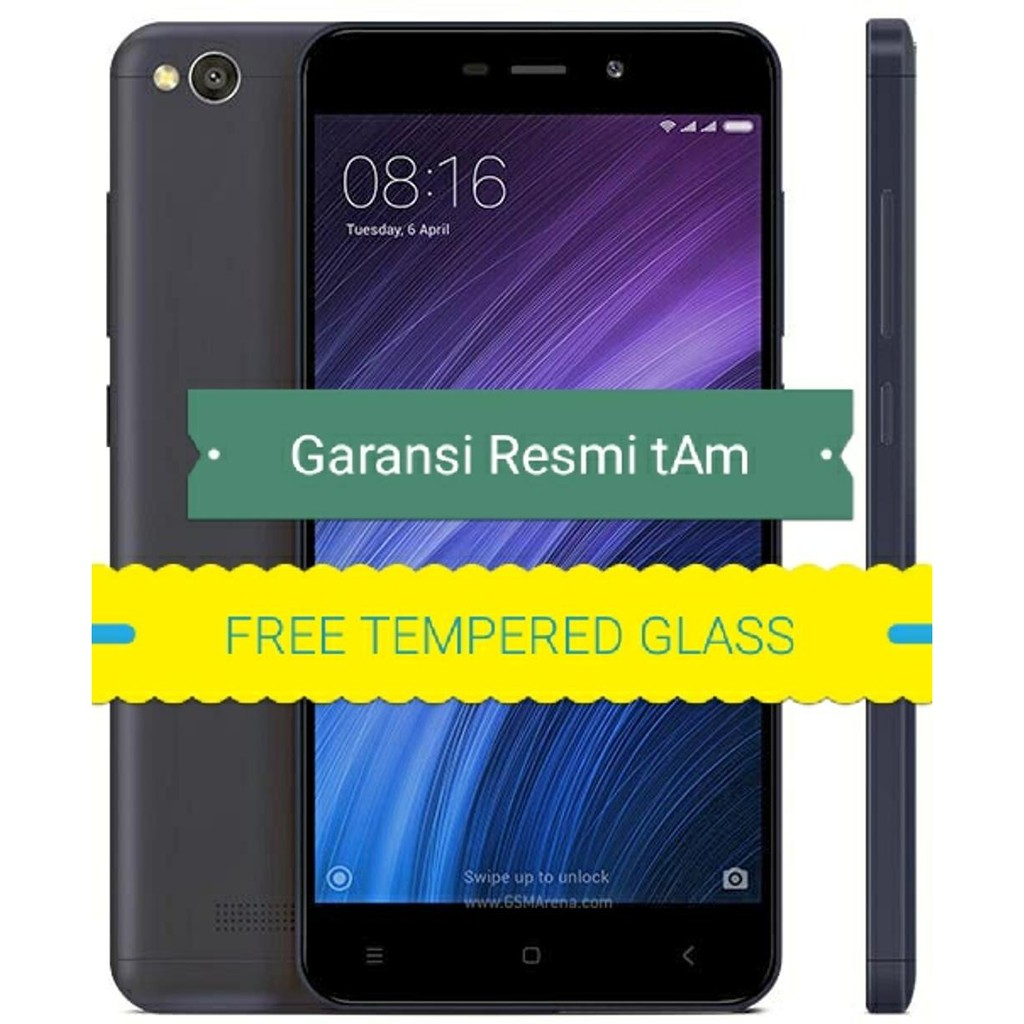 Xiaomi Redmi 4a Prime 2gb32gb Grey Grs Resmi Tam Update Daftar 2 32 Garansi Goat Rom Global Official 28des Shopee Indonesia