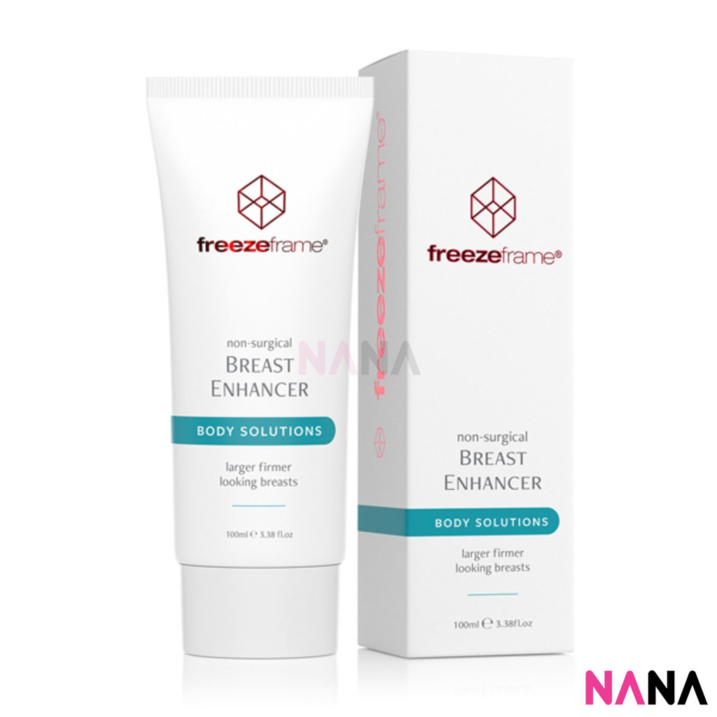 FreezeFrame Non-surgical Breast Enhancer 100ml