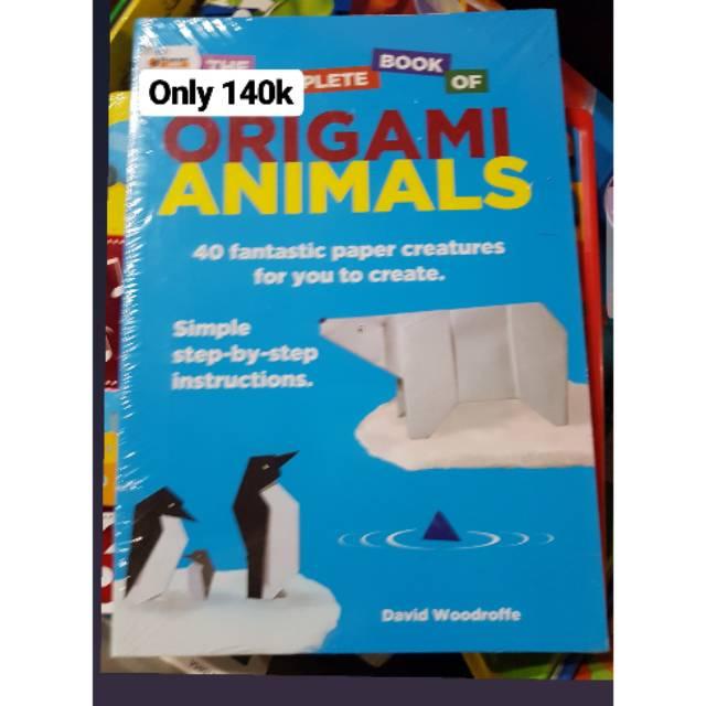 27 Creative Picture of Origami Animals Hard . Origami Animals Hard ...   640x640