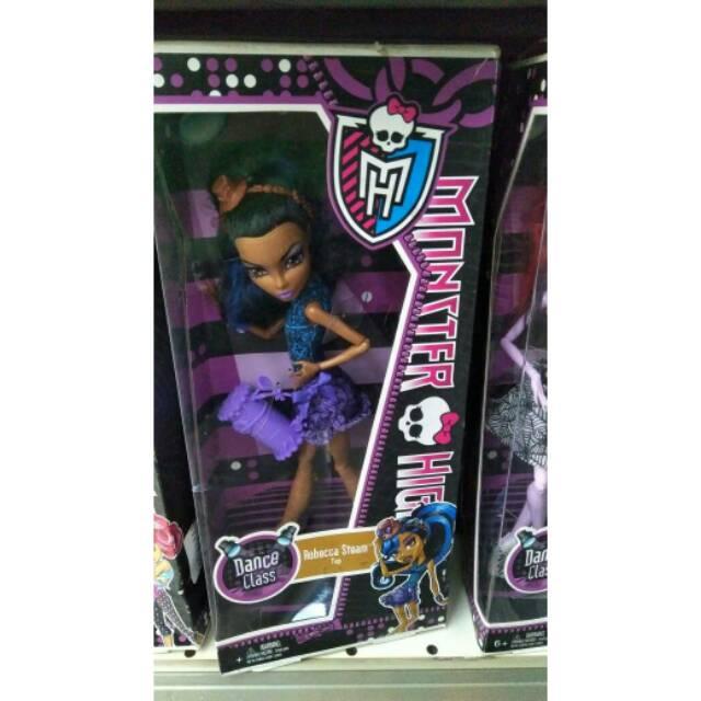 Boneka Monster High Robecca Steam Shopee Indonesia