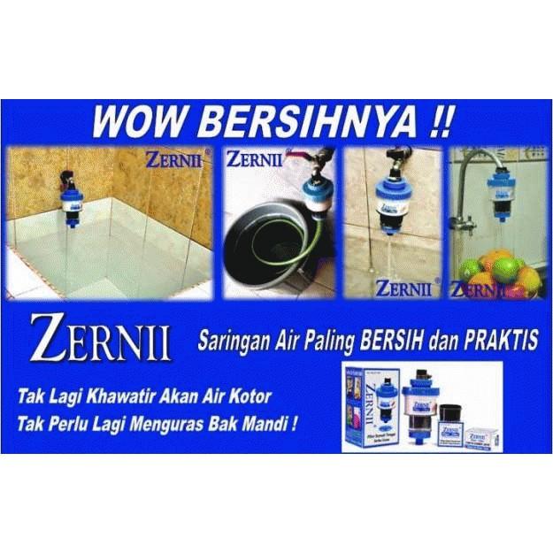 Paket Refill Karbon Filter Air Zernii Water Filter Penyaring Penjernih Kran Air Filter Kran - 6 ...