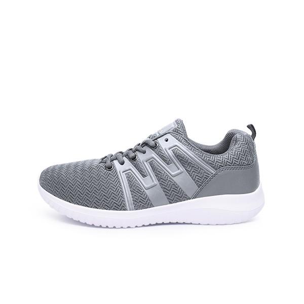 Ardiles Men Kamikaze Sepatu Sneakers Kasual Abu Abu Navy  664bf03cd5
