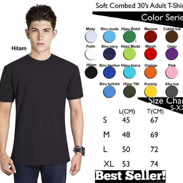 Kaos / T-Shirt Casual Pria O-Neck Lengan Pendek Motif Print Bahan Katun Warna Putih | Shopee Indonesia