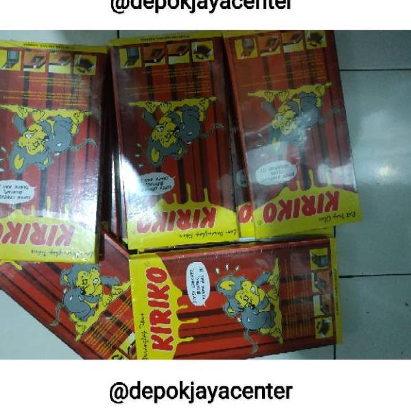 Murah Meriah Murahhh Lem Tikus Kiriko 30x15 Cm Shopee Indonesia