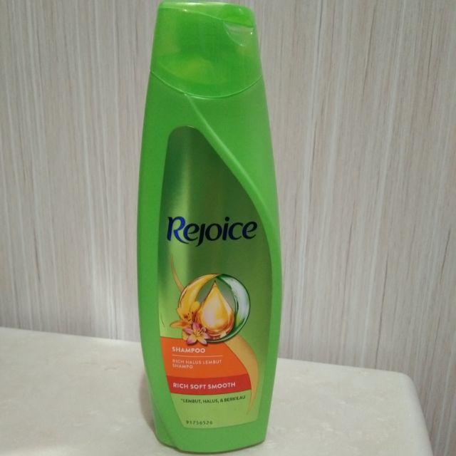 Shampoo rejoice 150 ml & 340 ml-Rich 340