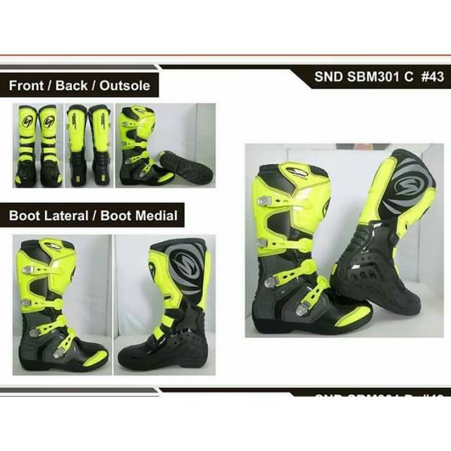 Sepatu cross Oneal element IV  9e4e652b51